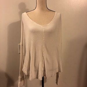Anthropologie Oversized Thermal